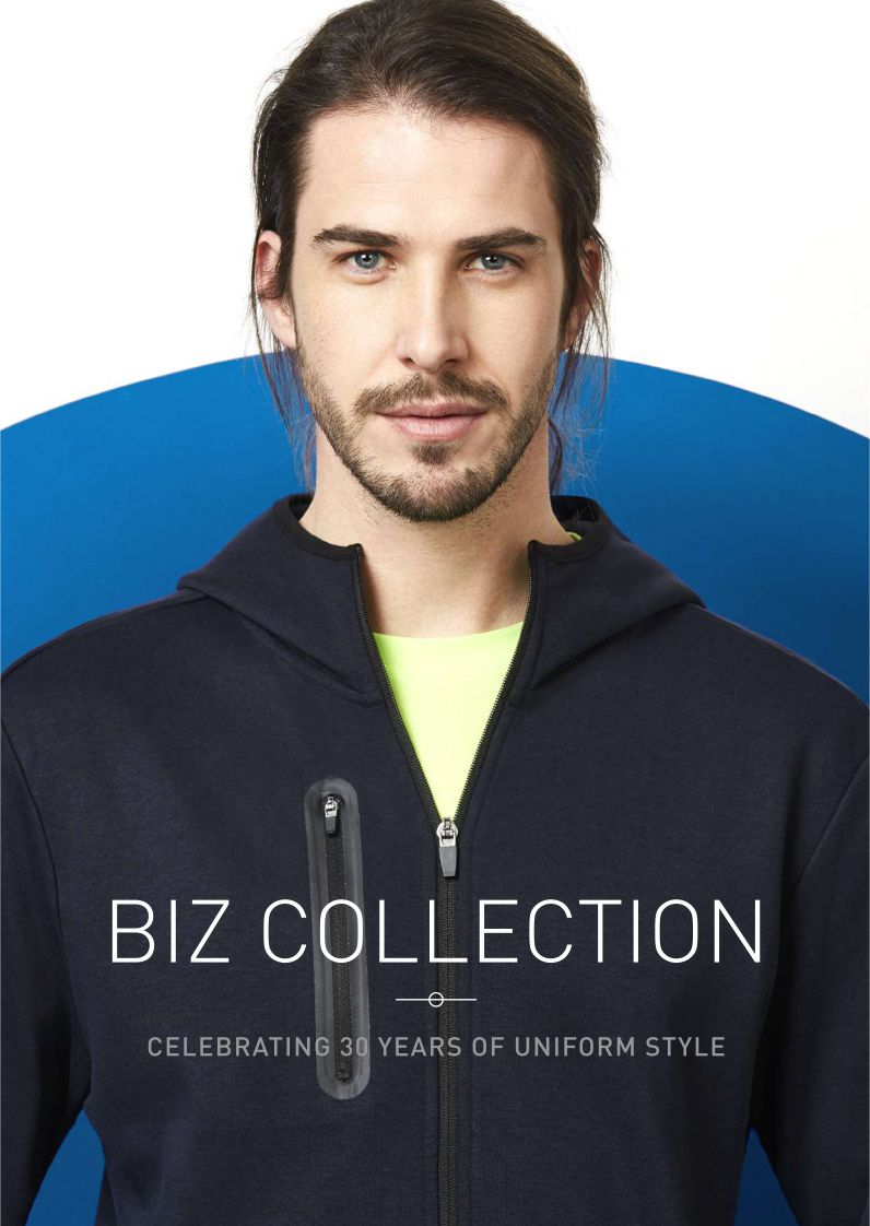 Biz Collection Catalogue Celebrating 30 Years of Uniform Style
