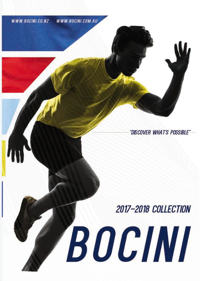 "Bocini Catalogue ""Discover What's Possible"" 2017-2018 Collection"