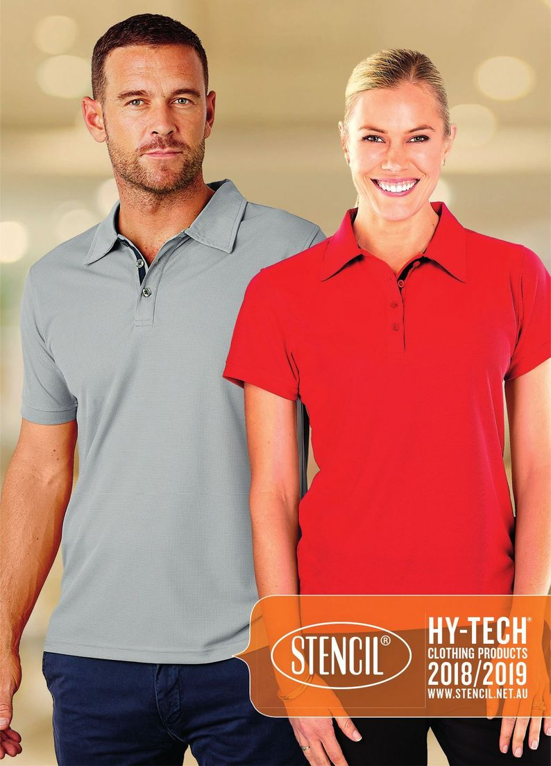 Stencil Catalogue HY-Tech Clothing Products