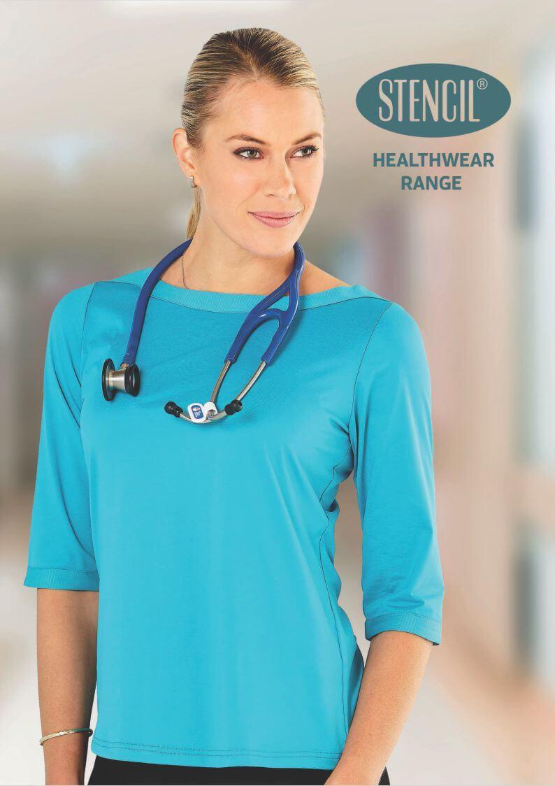 Stencil Healthwear Range Catalogue