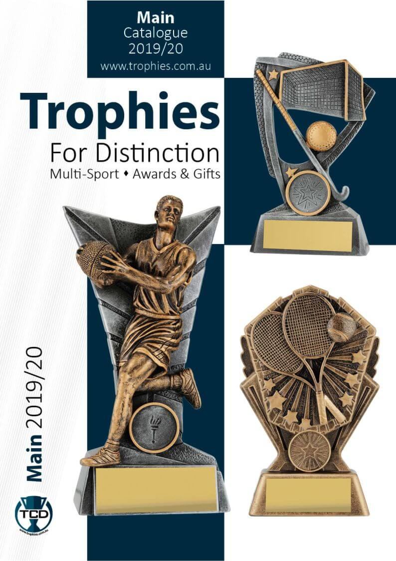 Trophies for Distinction Main catalogue 2019-20