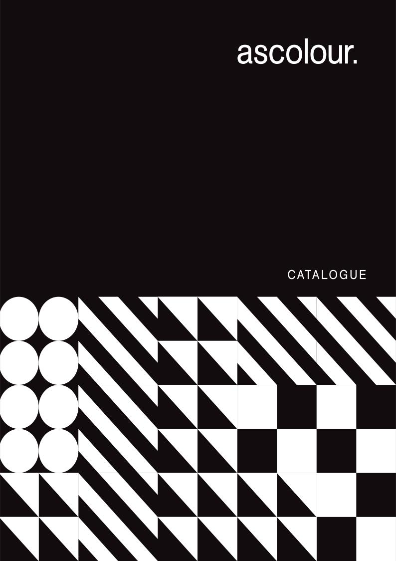 AS Colour Catalogue Cover