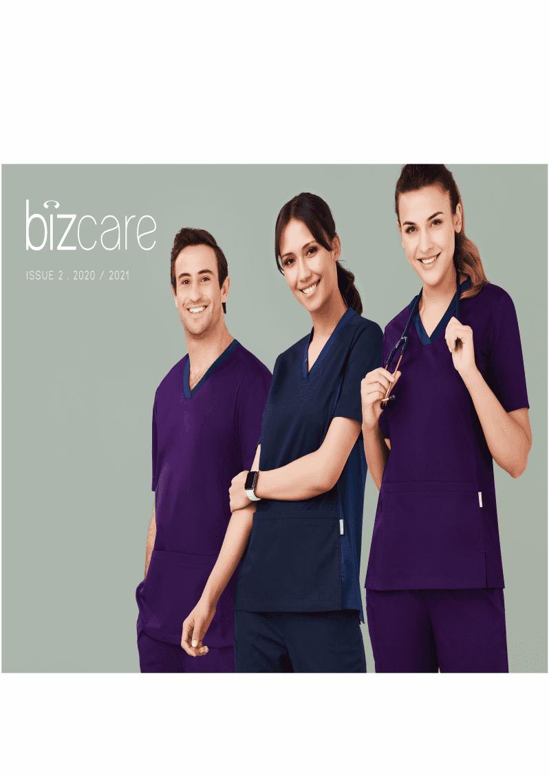 Biz Care Catalogue Cover