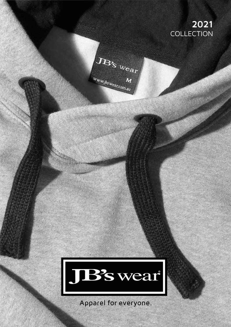 Jbs Wear Catalogue Cover