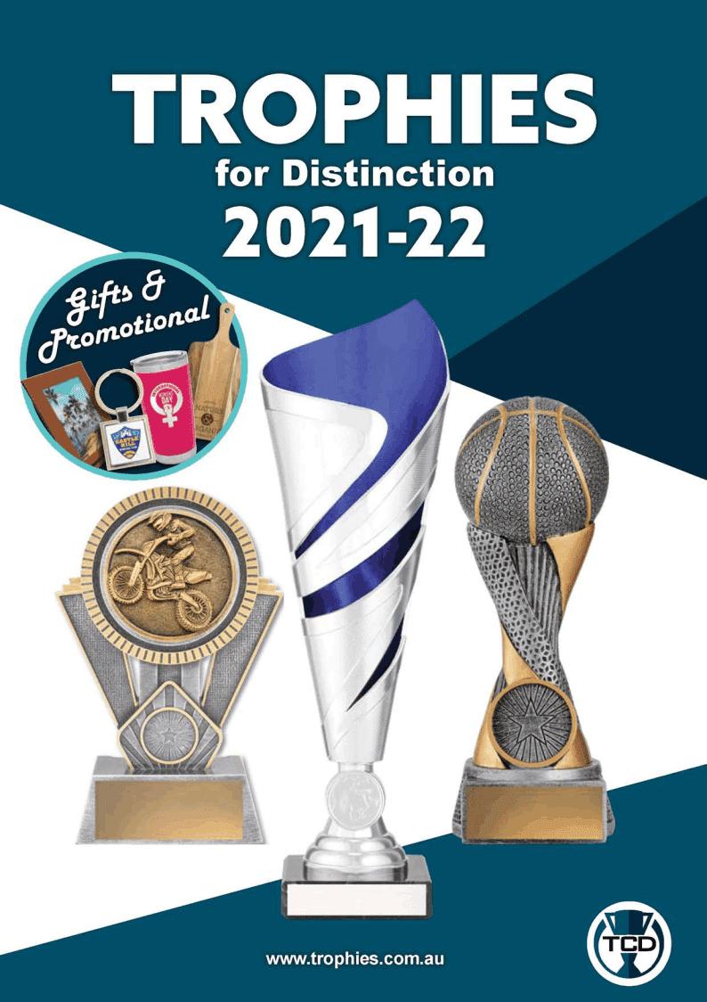 TCD Main Catalogue Cover